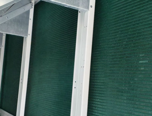 Microchannel coating met PROGREEN H2O